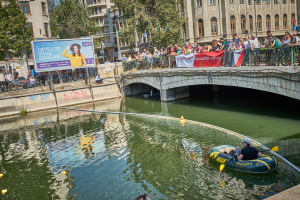 Duck Race Rotaract Triumph 2018